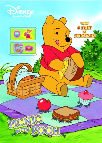 picnic-with-pooh-color-plus-sticker-roll