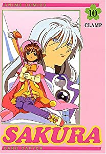 Card Captor Sakura - Anime Comics Edition simple Tome 10