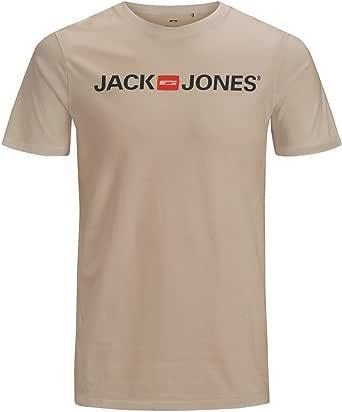 Jack & Jones Men's Jjecorp Logo Tee Ss Crew Neck Noos T-Shirt