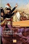 Lumières et révolutions par Coquard