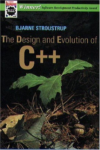 The Design and Evolution of C++ - Das Software Store-design