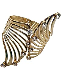 YouBella Jewellery Stylish Fancy Party wear Bangle Bracelet for Girls and Women