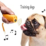 Ultrasound Dog Training Repeller Control Trainer Device 3 in 1 Anti-Barking Stop Bark