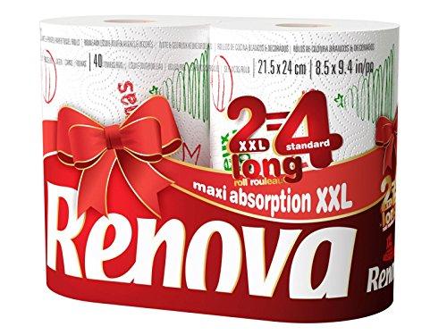 RENOVA XMAS KITCHEN TOWEL by Renova -