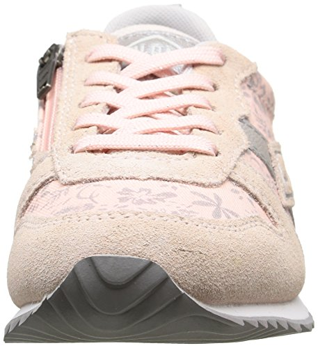 PLDM by Palladium Fenway, Baskets Basses Fille Rose (D44 Rose Resin/Flower)