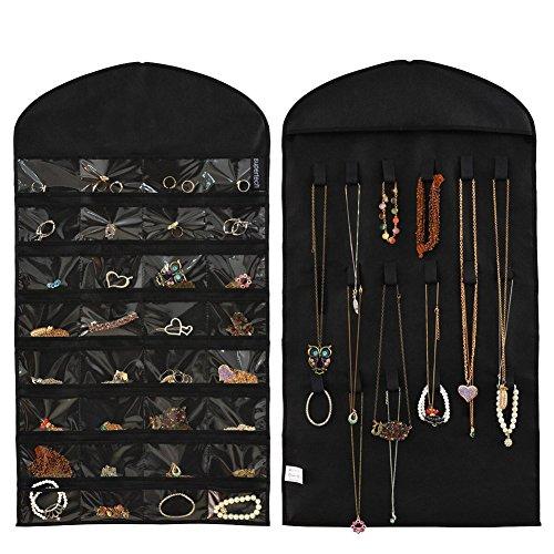 TININNA joyas perchero pared bolsas almacenamiento