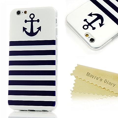 Coque iPhone 6 / iPhone 6S Mavis's Diary Étui Housse de Protection TPU Silicone Gel Souple Bumper Phone Case Cover Swag 4.7