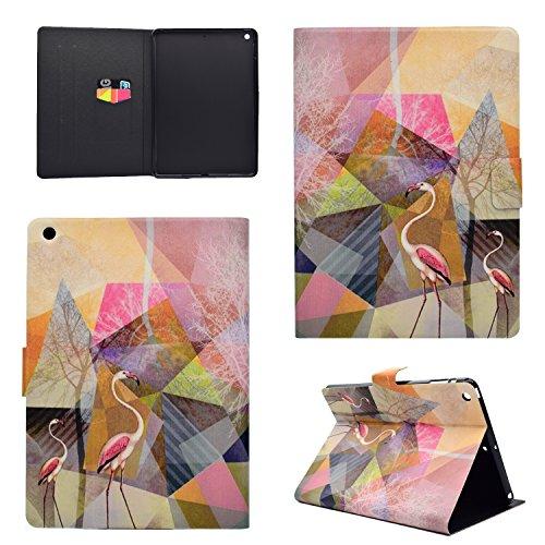 iPad Air Hülle , iPad 5 Hülle, Apple iPad Air,iPad 5 (5.Generation) Smart Hülle, Cozy Hut iPad Air,iPad 5 Abnehmbarer Lederhülle Case PU Leder Tasche Smart Cover Case Lederhülle hülle für Apple iPad Air,iPad 5 (5.Generation) Marmor Muster Design Schutzhülle Ledertasche mit Standfunktion Auto Sleep Wake up Funktion (Top Premium PU Leder, Flamingos,Ultra Thin) - Farbige Murmeln