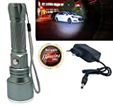 Shop93 Store CREE Q5 3 LED Modes 360LM Ultra Fire Waterproof Pocket Flashlight