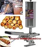 5L español Churros relleno máquina comercial profesional churro Filler herramienta cocina cocina...