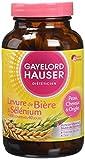 GAYELORD HAUSER LEVURE DE BIÈRE ET SÉLÉNIUM - Peaux, Cheveux et Ongles - 40 jours