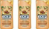 Dop - Shampooing Très Doux 2 en 1 à l'Huile d'Argan Pour Cheveux Méditerranéens Secs ou Frisés - 400 ml - Lot de 3...
