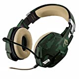 Trust GXT 322C Gaming Headset Grün Camouflage