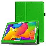 Fintie Folio Kunstleder Hülle Tasche Schutzhülle für 10.1 Zoll Tablet PC Inklusive. XIDO Z120 / X111 / X110 10.1