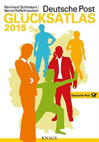Deutsche Post Glücksatlas 2015