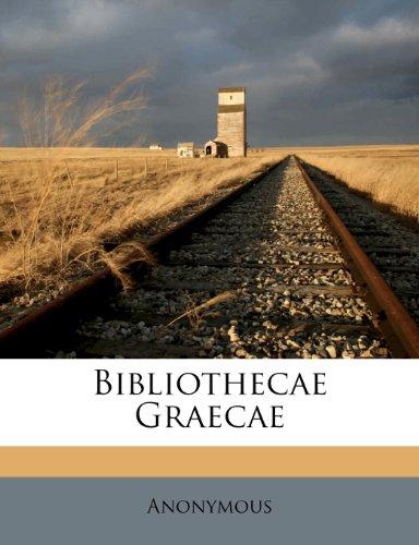 Bibliothecae Graecae