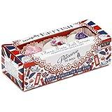Rose & Co Patisserie de Bain Bellamente británica Lote - 3 piezas