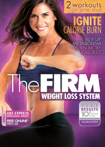 Preisvergleich Produktbild Firm: Ignite Calorie Burn [DVD] [Region 1] [NTSC] [US Import]