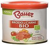Bauer Brodo Granulare Istantaneo di Carne Bio 120 gr