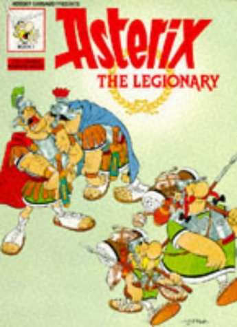 Astérix the Legionary (version anglaise)