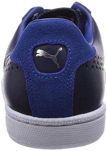 Puma Match 74 UPC Herren Sneakers Blau (peacoat-peacoat-limoges 01)