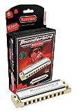 Hohner Inc. m2011bxl-a Marine Band Thunderbird Mundharmonika Bb mehrfarbig