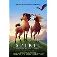 Spirit - Stallion Of Cimarron