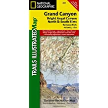 GRAND CANYON NATIONAL PARK  1/35.000