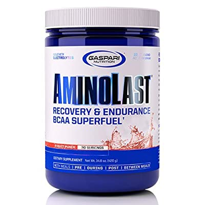Gaspari AminoLast Recovery and Endurance BCAA - 420g + FREE SAMPLE by Gaspari Nutrition