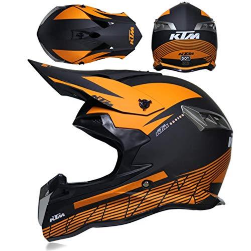 Casco De Motocross, Profesional De Seguridad Cascos De Moto Cascos A Toda...