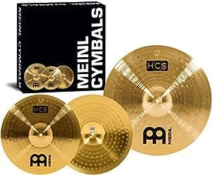 meinl hcs1418 hcs cymbal box set pack electronics. Black Bedroom Furniture Sets. Home Design Ideas