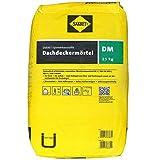 25 Kg Dachdeckermörtel faserarmiert Farbe: grau SAKRET