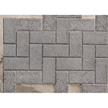 A quality concrete block paving from Marshalls. The 200 x 100mm rectangular block paver is highly durable and hardwearing, with chamfered top surface profile, a dark grey charcoal colour good at hiding dirt (25 pcs)