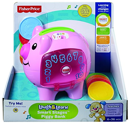 Image of Fisher-Price Laugh & Learn Piggy Bank