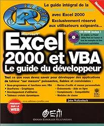 Excel 2000 - programmer avec VBA
