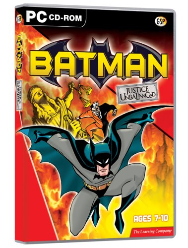 Avanquest Software Batman Justice Unbalanced