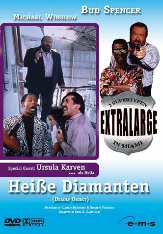 Extralarge 09 - Heiße Diamanten