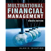 Multinational Financial Management