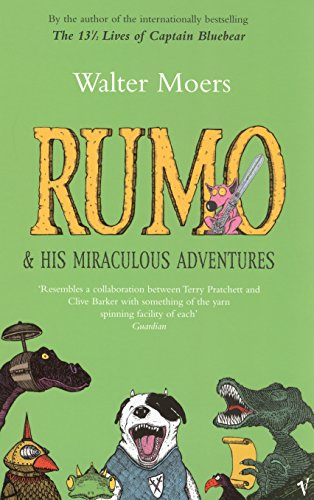 Rumo (Zamonia 2) (Vintage Harry-potter-bücher)
