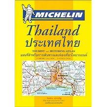 Atlas : Thaïlande (A4 agrafé)