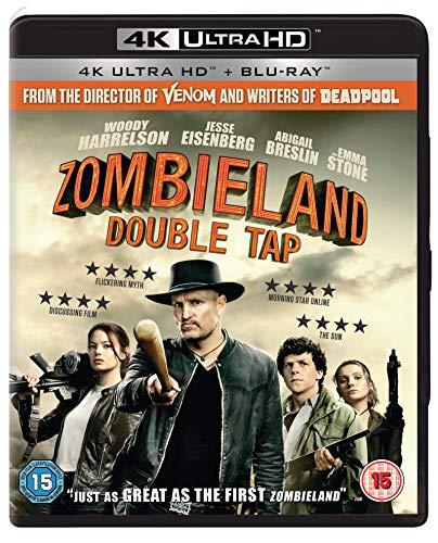 Zombieland (2009) (2 Blu-Ray) [Edizione: Regno Unito]