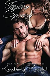 Finding Spencer (Club 24, #2) (Volume 2) by Kimberly Knight (2014-04-26)