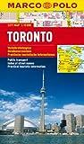 MARCO POLO Cityplan Toronto 1:15 000 (MARCO POLO Citypläne)