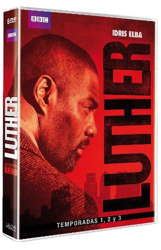 Luther (1ª-3ª Temporadas) (Import) (Remastered) (Dvd) [2010]