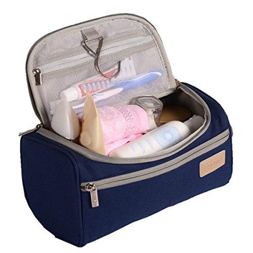 Signore Viaggi Kit Da Toilette Portatili Impermeabili Sacchetti Cosmetici Satchel Borse Totalizzatore,B A