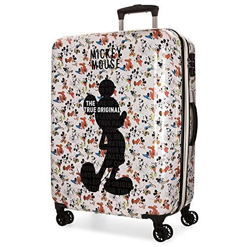 Disney True Original Koffer, 69 cm, 75 liters, Mehrfarbig (Multicolor)
