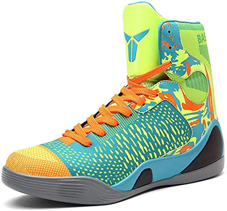 Willsky Scarpe da Basket da Uomo, Prestazioni Shock Assorbimento Scarpe Scarpe Scarpe da Basket scarpe da ginnastica da Allenamento Leggere... | Design professionale  | Sig/Sig Ra Scarpa  b980dd