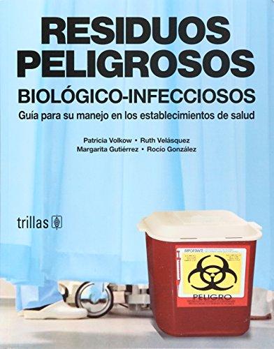 Residuos peligrosos biologico-infecciosos / Dangerous Biological-Infectious Residue: Guia para su manejo en los establecimientos de salud / Management Guide in Healthcare Facilities