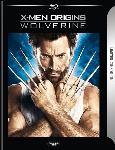 Bild von X-Men Origins - Wolverine - Limited Cinedition/Extended Version (+ DVD) [Blu-ray]