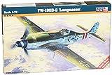 MisterCraft mcc071: 72Escala FW-190D-9langnasen Modelo Kit